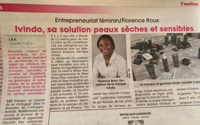 Dans la presse Gabonaise